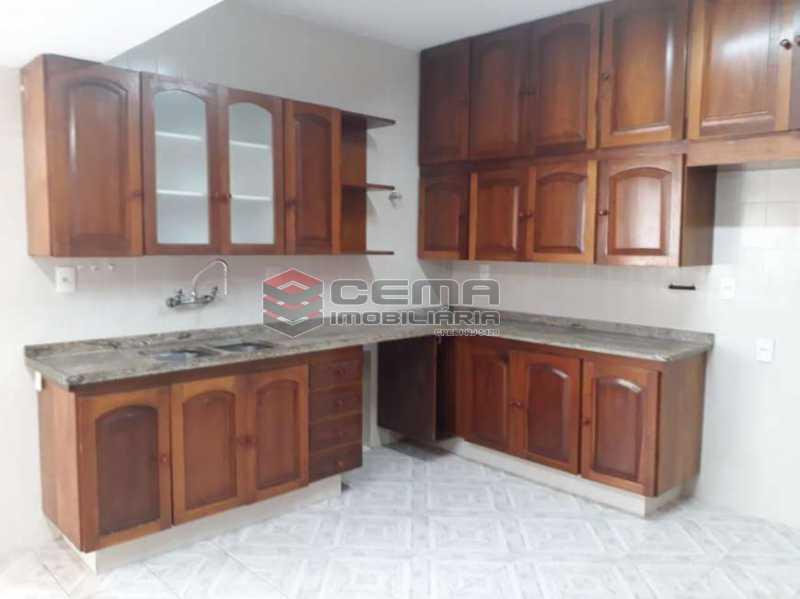 cozinha - Apartamento 4 quartos para alugar Ipanema, Zona Sul RJ - R$ 9.000 - LAAP40721 - 22