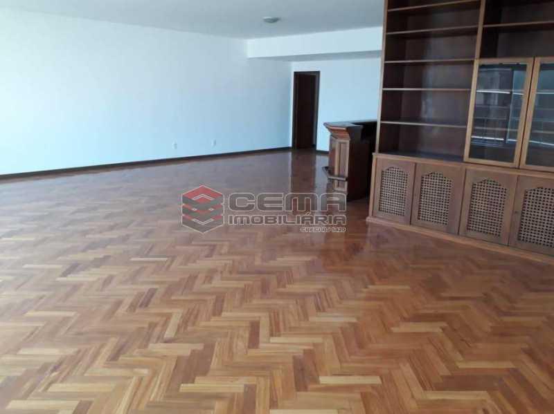 sala, - Apartamento 4 quartos para alugar Ipanema, Zona Sul RJ - R$ 9.000 - LAAP40721 - 4