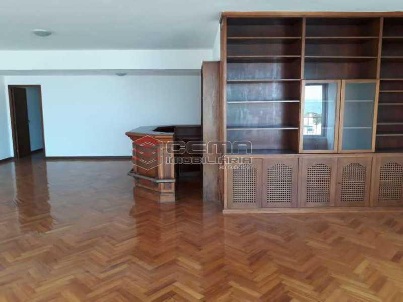 sala.. - Apartamento 4 quartos para alugar Ipanema, Zona Sul RJ - R$ 9.000 - LAAP40721 - 5