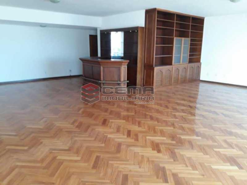 sala - Apartamento 4 quartos para alugar Ipanema, Zona Sul RJ - R$ 9.000 - LAAP40721 - 1