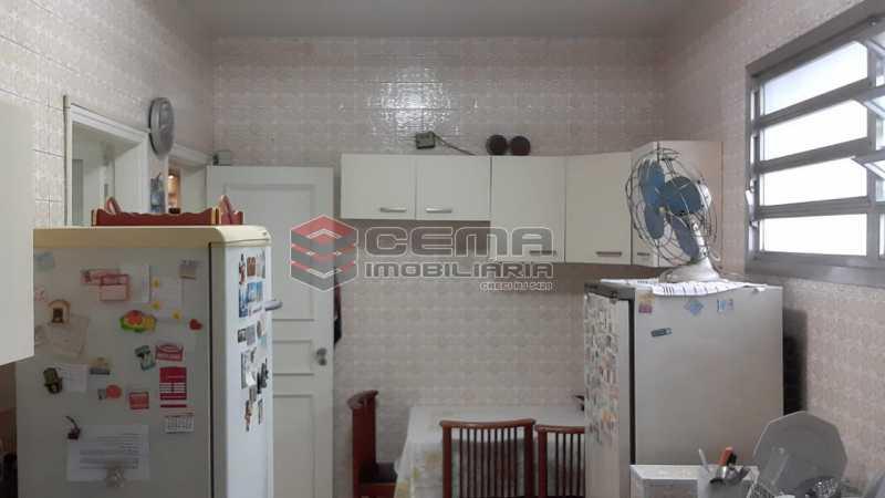 cozinha - Cobertura à venda Rua das Laranjeiras,Laranjeiras, Zona Sul RJ - R$ 2.350.000 - LACO40118 - 22