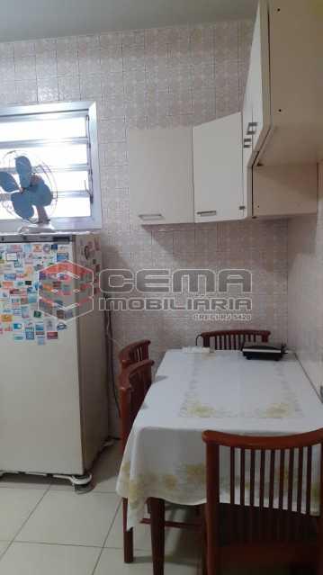 cozinha - Cobertura à venda Rua das Laranjeiras,Laranjeiras, Zona Sul RJ - R$ 2.350.000 - LACO40118 - 23