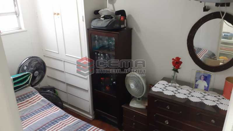 quarto de empregada - Cobertura à venda Rua das Laranjeiras,Laranjeiras, Zona Sul RJ - R$ 2.350.000 - LACO40118 - 25