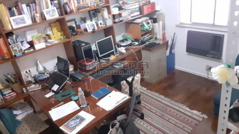quarto 3 - Cobertura à venda Rua das Laranjeiras,Laranjeiras, Zona Sul RJ - R$ 2.350.000 - LACO40118 - 14