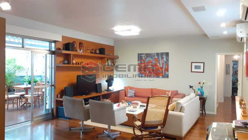 sala - Cobertura à venda Rua das Laranjeiras,Laranjeiras, Zona Sul RJ - R$ 2.350.000 - LACO40118 - 8