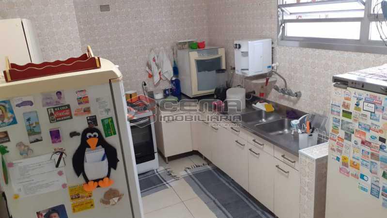 cozinha - Cobertura à venda Rua das Laranjeiras,Laranjeiras, Zona Sul RJ - R$ 2.350.000 - LACO40118 - 21