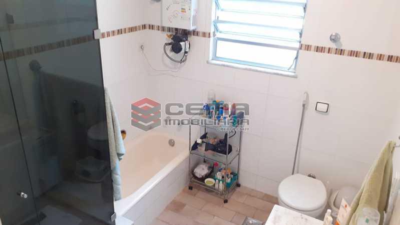 banheiro - Cobertura à venda Rua das Laranjeiras,Laranjeiras, Zona Sul RJ - R$ 2.350.000 - LACO40118 - 19