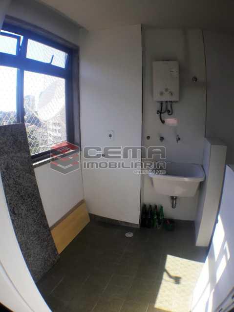 IMG-20190903-WA0016 - Apartamento 1 quarto à venda Cosme Velho, Zona Sul RJ - R$ 735.000 - LAAP12248 - 13