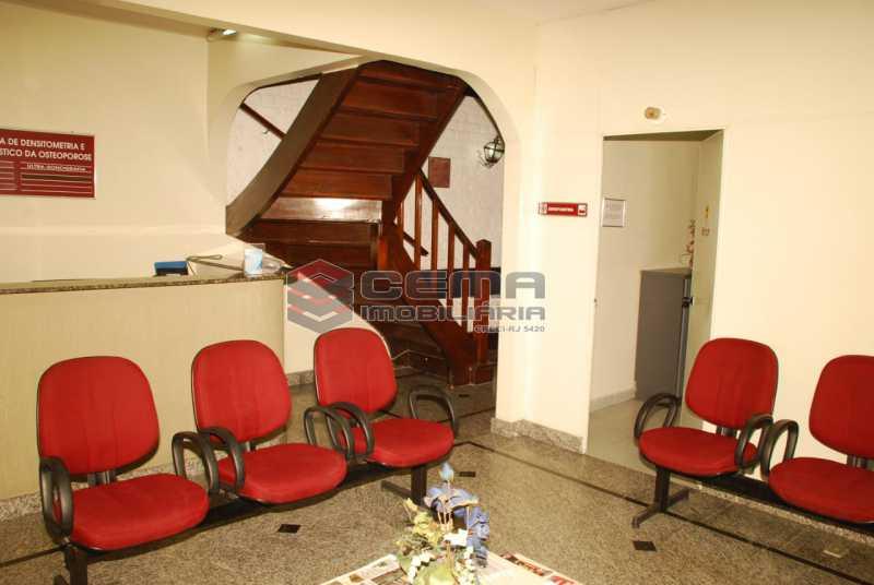 1 - Casa à venda Rua Visconde de Silva,Humaitá, Zona Sul RJ - R$ 2.750.000 - LACA100008 - 4
