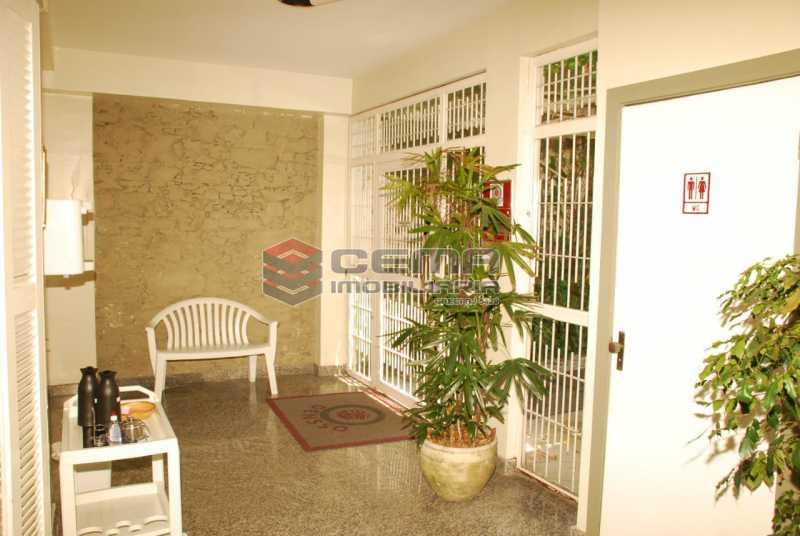 6 - Casa à venda Rua Visconde de Silva,Humaitá, Zona Sul RJ - R$ 2.750.000 - LACA100008 - 3