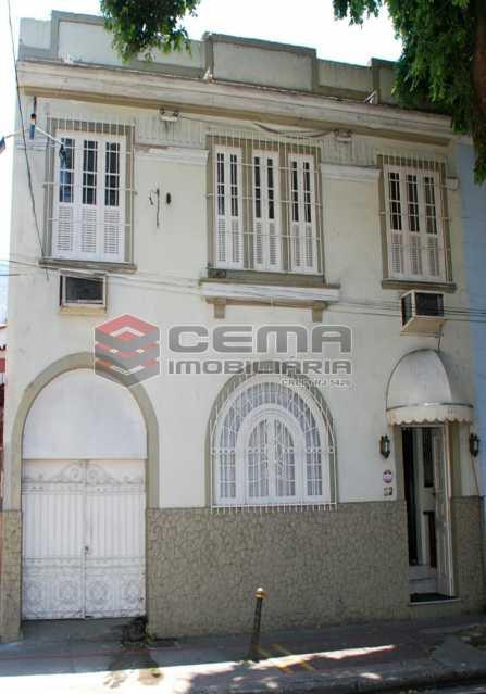2 - Casa à venda Rua Visconde de Silva,Humaitá, Zona Sul RJ - R$ 2.750.000 - LACA100008 - 11