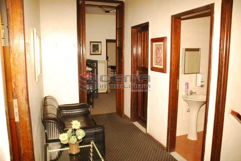 3 - Casa à venda Rua Visconde de Silva,Humaitá, Zona Sul RJ - R$ 2.750.000 - LACA100008 - 12