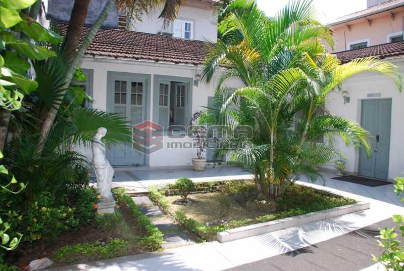8 - Casa à venda Rua Visconde de Silva,Humaitá, Zona Sul RJ - R$ 2.750.000 - LACA100008 - 17