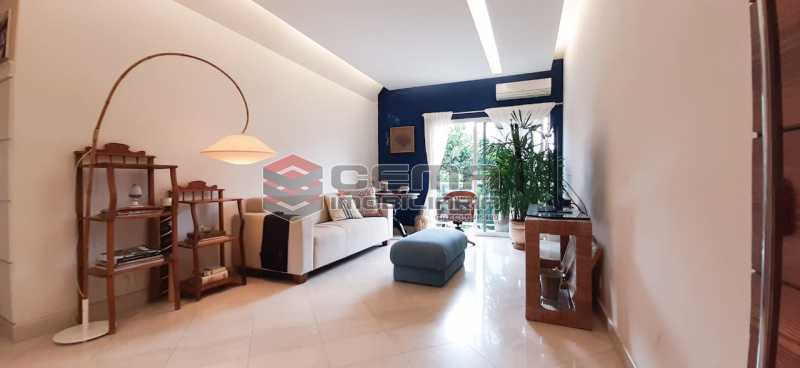 0187a2b6-fb88-4a23-b306-9859f3 - Apartamento À Venda - Humaitá - Rio de Janeiro - RJ - LAAP23956 - 1