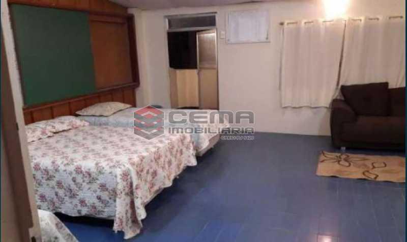 Quarto 1. - Casa 7 quartos à venda Botafogo, Zona Sul RJ - R$ 2.500.000 - LACA70011 - 7