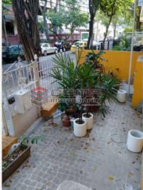 Varanda - Casa 7 quartos à venda Botafogo, Zona Sul RJ - R$ 2.500.000 - LACA70011 - 1