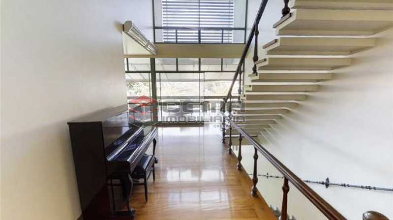 1 - Casa à venda Rua General Mariante,Laranjeiras, Zona Sul RJ - R$ 5.700.000 - LACA70012 - 3