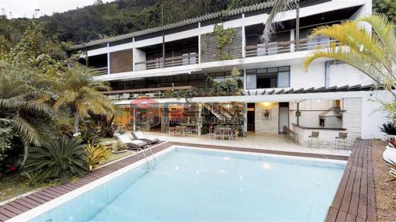 2 - Casa à venda Rua General Mariante,Laranjeiras, Zona Sul RJ - R$ 5.700.000 - LACA70012 - 21