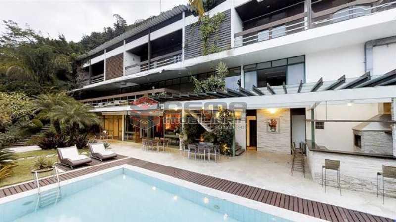 3 - Casa à venda Rua General Mariante,Laranjeiras, Zona Sul RJ - R$ 5.700.000 - LACA70012 - 1