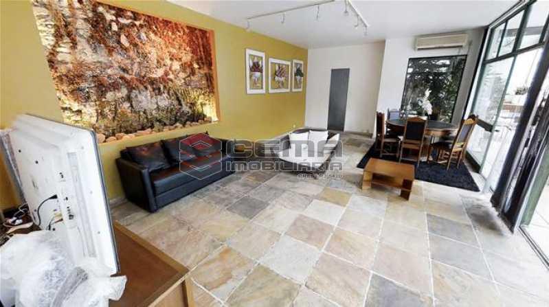 4 - Casa à venda Rua General Mariante,Laranjeiras, Zona Sul RJ - R$ 5.700.000 - LACA70012 - 4