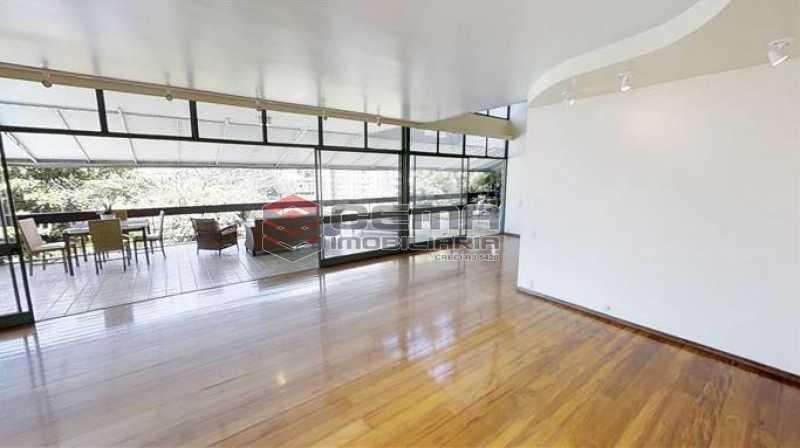 5 - Casa à venda Rua General Mariante,Laranjeiras, Zona Sul RJ - R$ 5.700.000 - LACA70012 - 5