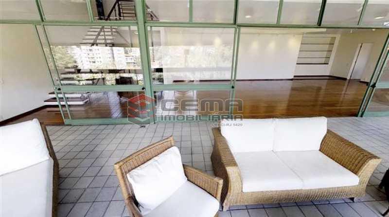 7 - Casa à venda Rua General Mariante,Laranjeiras, Zona Sul RJ - R$ 5.700.000 - LACA70012 - 7