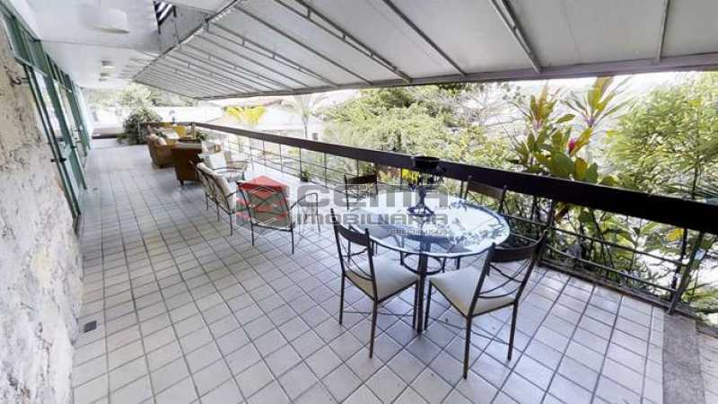 8 - Casa à venda Rua General Mariante,Laranjeiras, Zona Sul RJ - R$ 5.700.000 - LACA70012 - 8