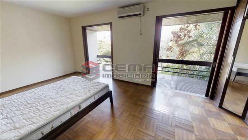 14 - Casa à venda Rua General Mariante,Laranjeiras, Zona Sul RJ - R$ 5.700.000 - LACA70012 - 14