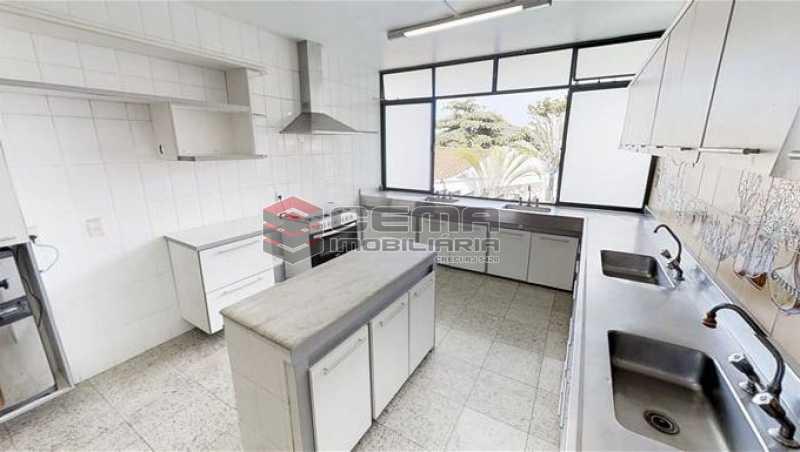 17 - Casa à venda Rua General Mariante,Laranjeiras, Zona Sul RJ - R$ 5.700.000 - LACA70012 - 17