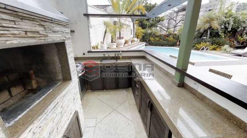 18 - Casa à venda Rua General Mariante,Laranjeiras, Zona Sul RJ - R$ 5.700.000 - LACA70012 - 18