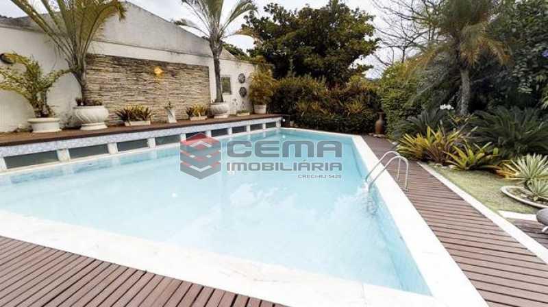 20 - Casa à venda Rua General Mariante,Laranjeiras, Zona Sul RJ - R$ 5.700.000 - LACA70012 - 20