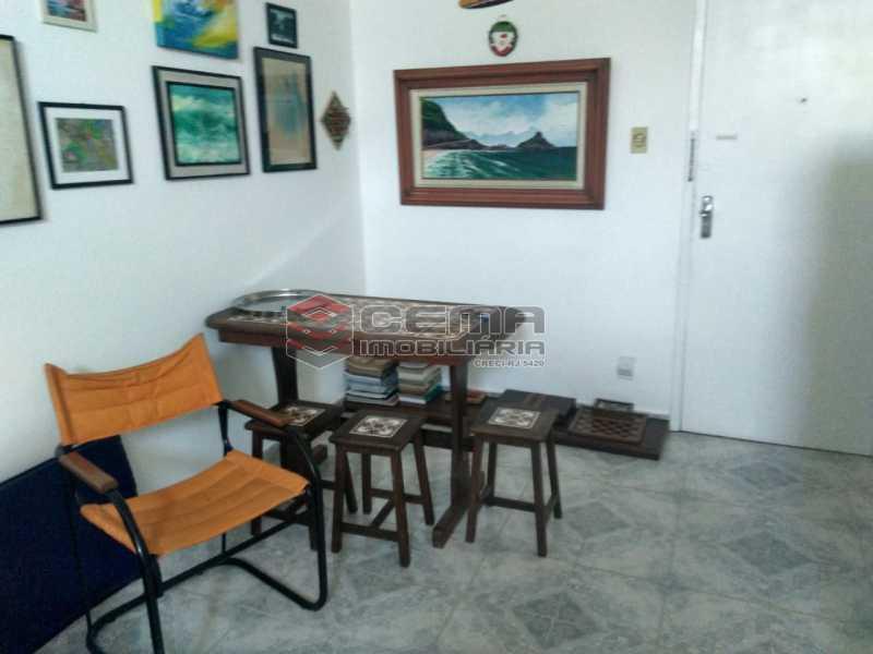 1 - Kitnet/Conjugado 30m² à venda Rua das Laranjeiras,Laranjeiras, Zona Sul RJ - R$ 174.000 - LAKI01136 - 3