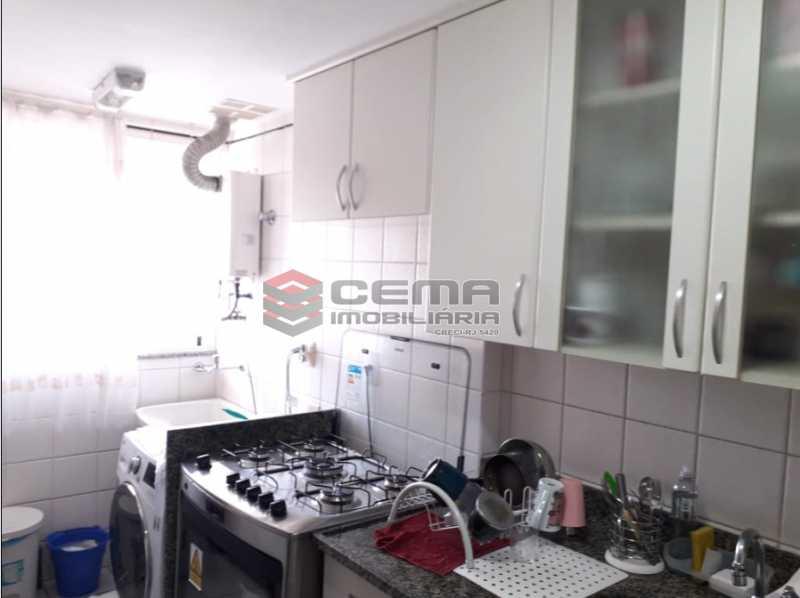 14 - Cozinha 2 - Cobertura à venda Rua Barão de Lucena,Botafogo, Zona Sul RJ - R$ 2.100.000 - LACO40119 - 16