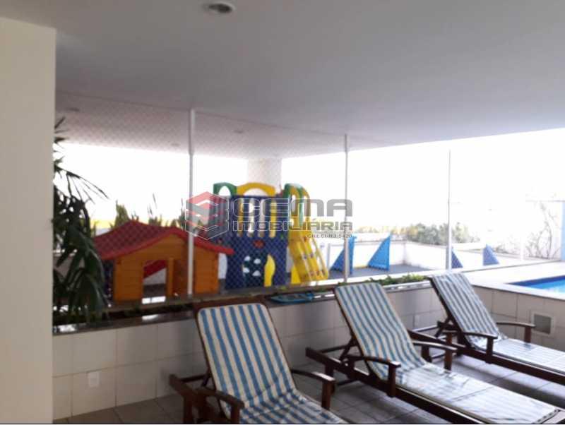 25 - Parquinho - Cobertura à venda Rua Barão de Lucena,Botafogo, Zona Sul RJ - R$ 2.100.000 - LACO40119 - 26