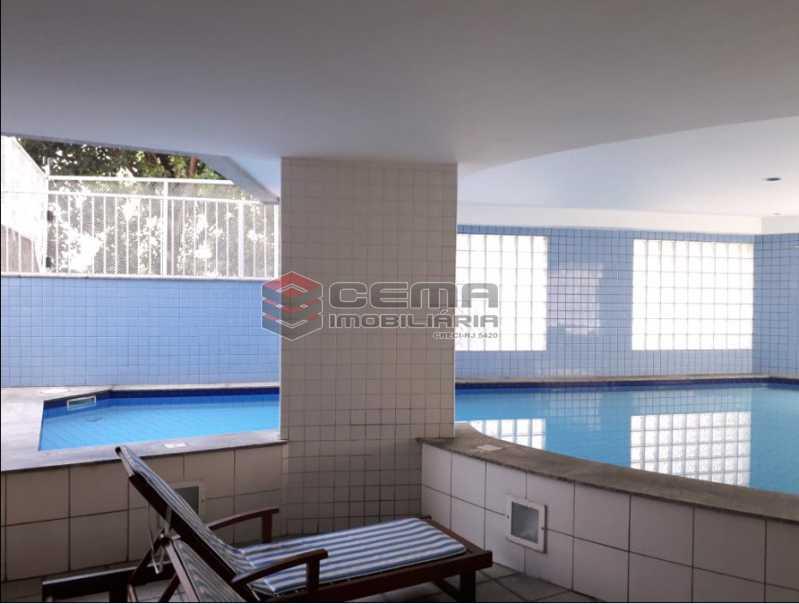 26 - Piscina - Cobertura à venda Rua Barão de Lucena,Botafogo, Zona Sul RJ - R$ 2.100.000 - LACO40119 - 27