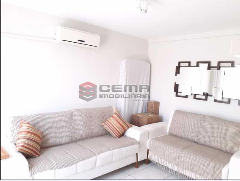 11 - Quarto 4 - 2º piso - Cobertura à venda Rua Barão de Lucena,Botafogo, Zona Sul RJ - R$ 2.100.000 - LACO40119 - 7