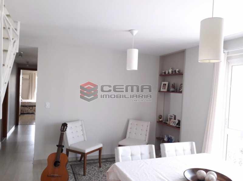 2 - Sala 2 - Cobertura à venda Rua Barão de Lucena,Botafogo, Zona Sul RJ - R$ 2.100.000 - LACO40119 - 6