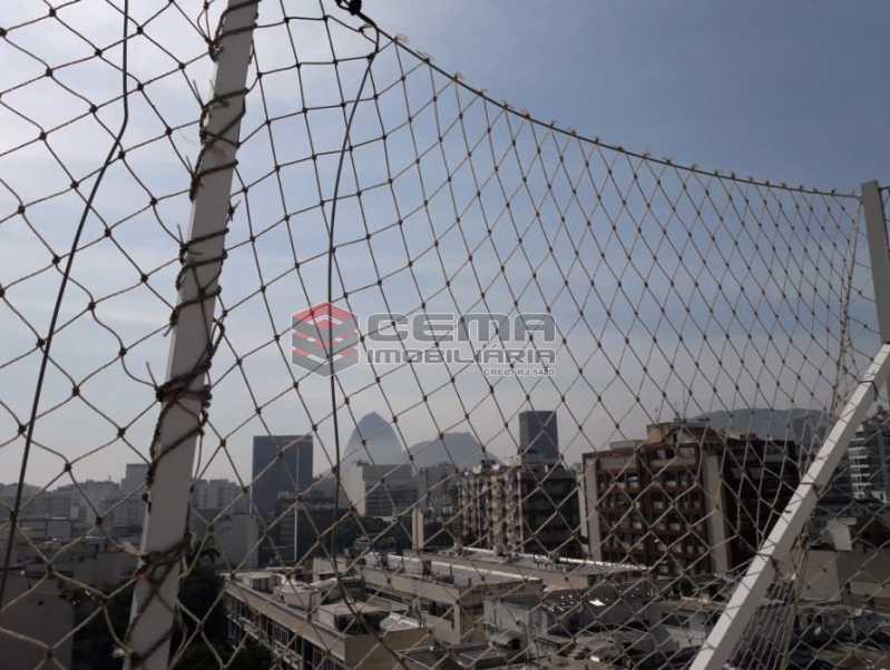 19 - Terraço 1 - Cobertura à venda Rua Barão de Lucena,Botafogo, Zona Sul RJ - R$ 2.100.000 - LACO40119 - 21