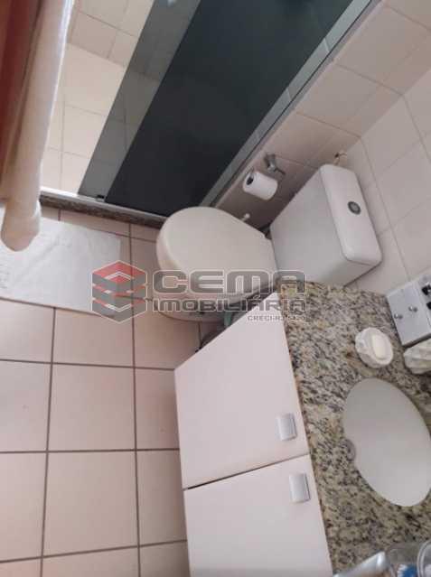 9 - Banheiro Suíte - Cobertura à venda Rua Barão de Lucena,Botafogo, Zona Sul RJ - R$ 2.100.000 - LACO40119 - 14