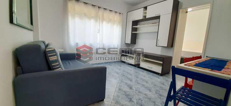 20211006_155343 - Apartamento 1 quarto para alugar Glória, Zona Sul RJ - R$ 1.700 - LAAP12261 - 1