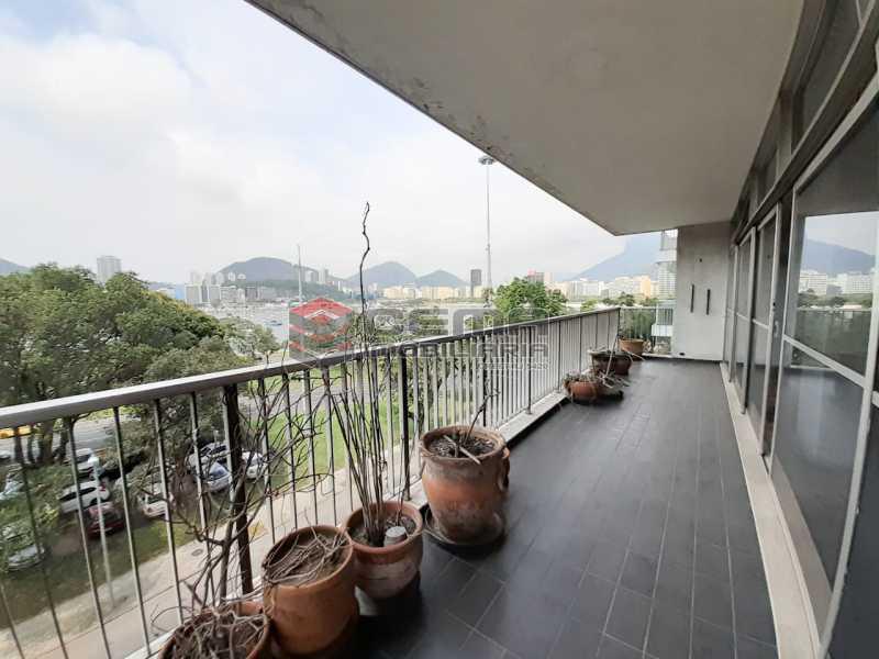 19 - Apartamento � venda Avenida Rui Barbosa,Flamengo, Zona Sul RJ - R$ 3.750.000 - LAAP40738 - 28