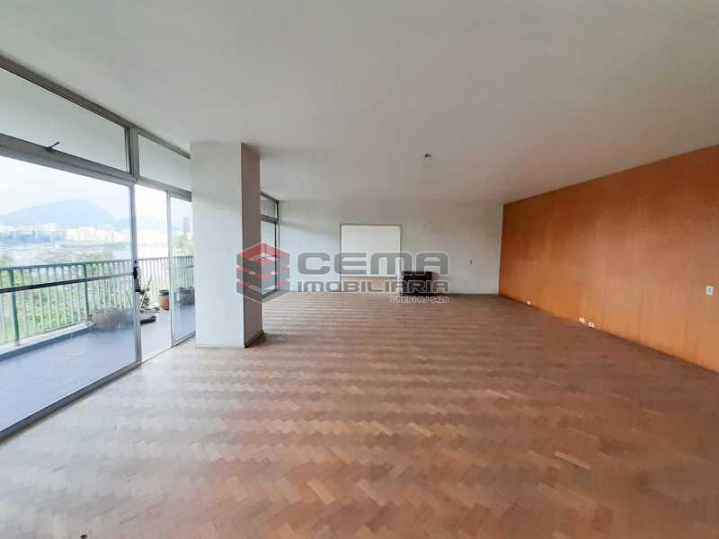 21 - Apartamento � venda Avenida Rui Barbosa,Flamengo, Zona Sul RJ - R$ 3.750.000 - LAAP40738 - 7