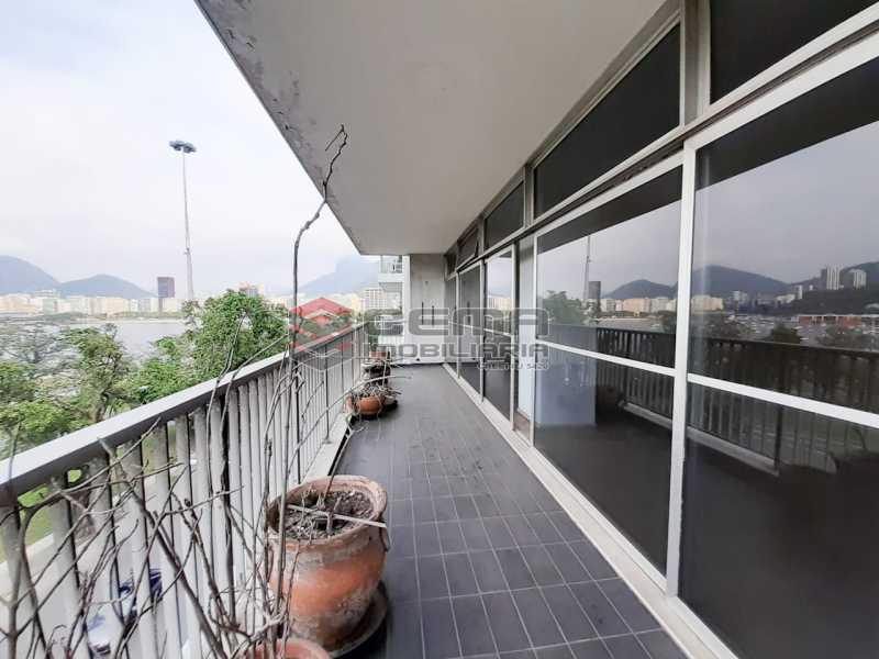 24 - Apartamento � venda Avenida Rui Barbosa,Flamengo, Zona Sul RJ - R$ 3.750.000 - LAAP40738 - 3
