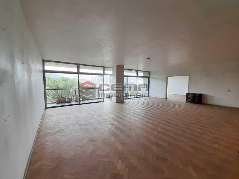 25 - Apartamento � venda Avenida Rui Barbosa,Flamengo, Zona Sul RJ - R$ 3.750.000 - LAAP40738 - 4