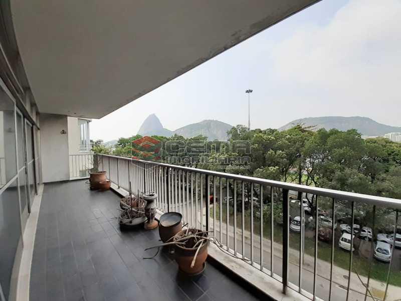 29 - Apartamento � venda Avenida Rui Barbosa,Flamengo, Zona Sul RJ - R$ 3.750.000 - LAAP40738 - 8