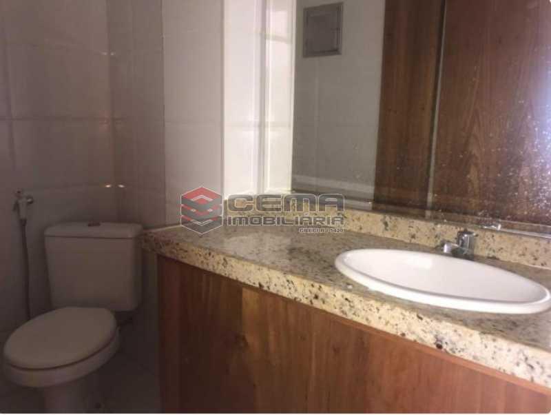 Banheiro - Sala Comercial 28m² à venda Centro RJ - R$ 150.000 - LASL00396 - 4