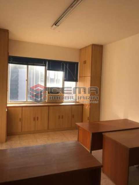 Sala - Sala Comercial 28m² à venda Centro RJ - R$ 150.000 - LASL00396 - 3