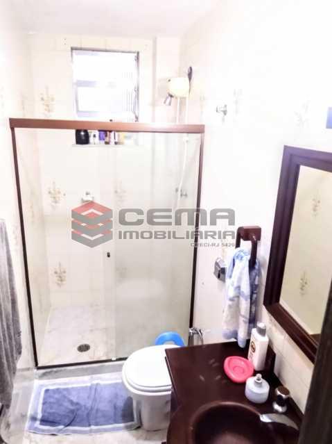 Banheiro suite. - Apartamento À Venda Rua Arriba,Cacuia, Rio de Janeiro - R$ 498.000 - LAAP33429 - 15