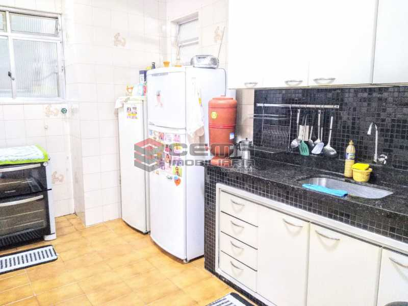 Cozinha Ampla - Apartamento À Venda Rua Arriba,Cacuia, Rio de Janeiro - R$ 498.000 - LAAP33429 - 9