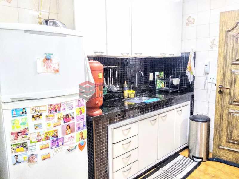 Cozinha com Armários Planejad - Apartamento À Venda Rua Arriba,Cacuia, Rio de Janeiro - R$ 498.000 - LAAP33429 - 11